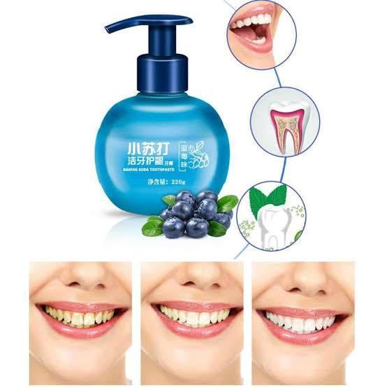 "Resultado de imagem para Creme dental bicarbonato de sodio"""