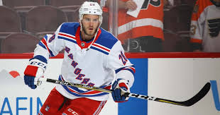 Paul Carey secures spot on New York Rangers roster