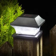 Solar Lights For Fence Caps Amazon Costco Round Posts Post Light White 4x4 4x6 Lanterns Uk Lowes Outdoor Gear 6x6 Expocafeperu Com