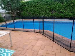 Removable Pool Fencing Pool Builders Ltd