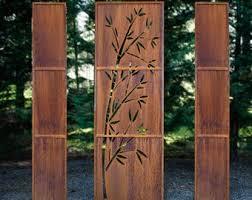 Metal Fence Panels Etsy