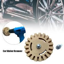 Shop 4inch Car Wheel Decal And Sticker Remover Car Tyre Polishing Wheel Online From Best On Jd Com Global Site Joybuy Com