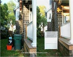 How To Hide Your Trash Can 30 Minute Project Christina Maria Blog