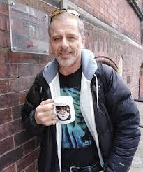 Maxwell Caulfield - American-British film actor - Santa Radio Mug Shot