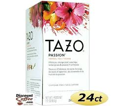 tazo pion herbal tea caffeine free