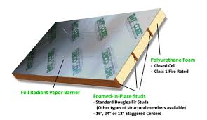 insulated roof and wall panels roof