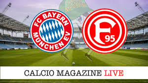 Bayern Monaco - Fortuna Dusseldorf 2-0: cronaca diretta, risultato ...