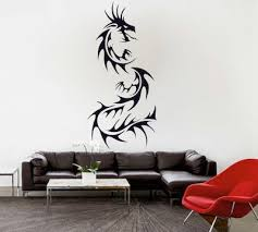 Dragon Wall Decal From Trendy Wall Designs