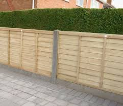 Wide Range Of Fence Panels Delivery Collection Trentham Fencing