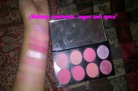 makeup revolution blush palette reviews