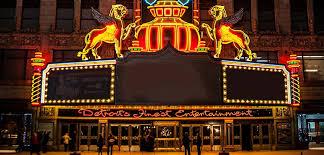 fox theatre detroit tickets seating