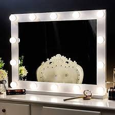 com chende vanity mirror with