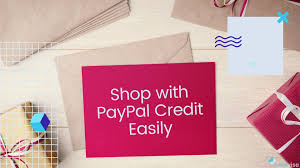 ways to with your paypal credit