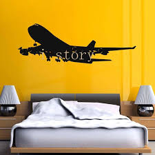 Cheap Sticker Light Buy Quality Sticker Apple Directly From China Sticker 3m Suppliers Airplane Wall Decal St Airplanes Wall Decals Airplane Wall Wall Decals