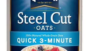 quaker oat with 100 natural