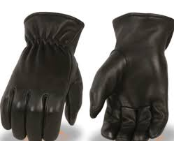 soft leather gloves with thinsulate