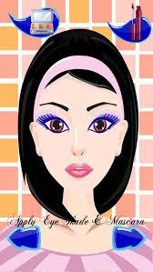 princess makeup dress up game top