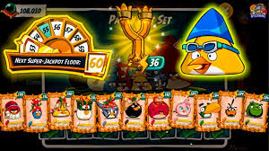 Angry Birds 2 Tower of Fortune (NEW HATS) - Next Super Jackpot Floor: 60  Gameplay #65 - YouTube
