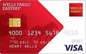 wells fargo easypay card review
