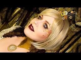 halloween makeup tutorial steunk