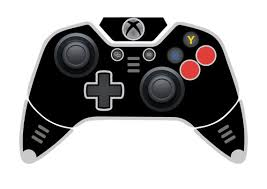 Retro Xbox One Controller Skin Inspired By Nes Etsy