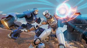 rising thunder a pc only fighting game