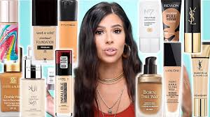 worst foundations for oily skin