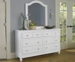 Lakehouse White Finish Eight Drawer Dresser Dressers Ne Kids Furniture