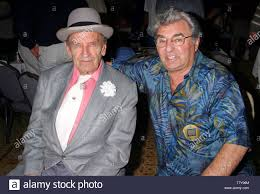 Bruce Gordon and Abel Fernandez At The Hollywood Collector's And Celebrity  Show - .Beverly Garland Hotel, North Hollywood Credit: 3178689Globe  Photos/MediaPunch Stock Photo - Alamy