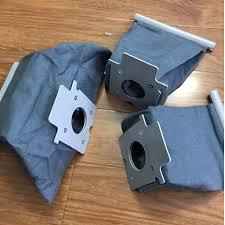 Túi lọc bụi máy hút bụi Pa_nasonic - combo 2 túi vải BÒ - TI35Tuihutbuivaibo