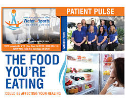 Newsletters North County Water Sports Therapy San Diego Ca