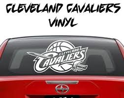Cleveland Cavaliers Decal Etsy