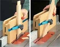 Free Table Saw Fence Woodworking Plans And Information At Woodworkersworkshop