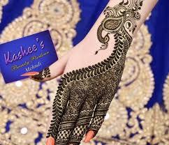 best kashee bridals mehndi designs