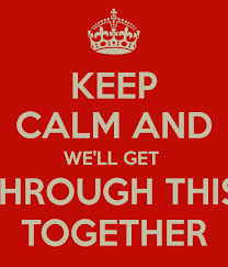 Image result for we will get through this together