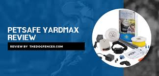Petsafe Yardmax Rechargeable In Ground Dog And Cat Fence