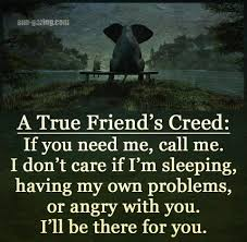 a true friend s creed pictures photos and images for facebook