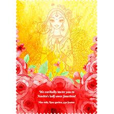 telugu invitation cards traditional telugu wedding cards