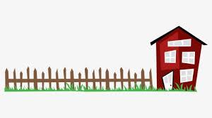 Transparent Home Clipart Png Picket Fence Png Download Kindpng