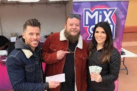 Corey Harrison from Pawn Stars Donates $5,000 to Three Sq. | Mix 94.1