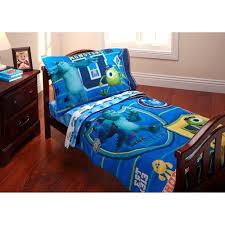 monsters university toddler bedding set