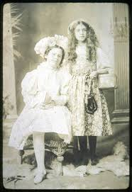 Cliftondale, girl on left is Addie Carter (Cartis?), girl on right is Elsie  Hatch (Wardsworth), Granddaughter of Anthony Hatch, Sr. · NOBLE Digital  Heritage Digital Heritage