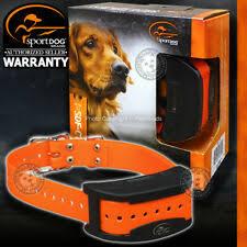 Sportdog Sdf R Add On Electronic Dog Collar Black For Sale Online Ebay