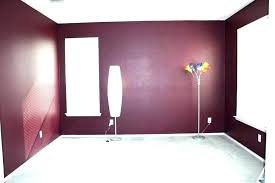 fantastic maroon interior paint colors