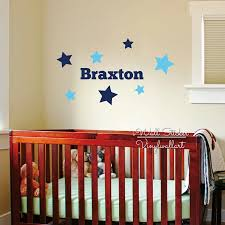 Custom Name Wall Decal Baby Nursery Name Wall Sticker Kids Name Wall Sticker Children Room Cut Vinyl Sticker C43 Stickers Tiger Stickers Tvsticker Motorcycle Aliexpress