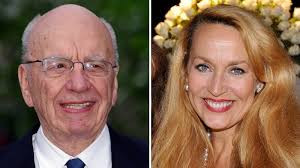 Murdoch and Hall overcome climate differences to marry