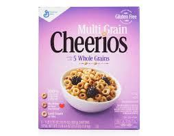multi grain cheerios 37 5 oz 2 bags