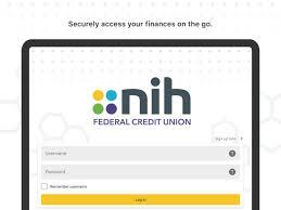nih federal credit union su app
