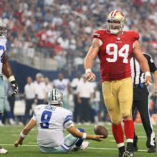 Justin Smith retires after standout career with 49ers, Bengals - Cincy  Jungle