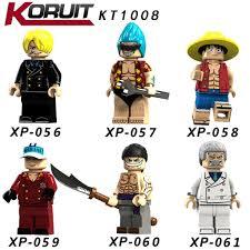Lego Minifigures Đảo Hải Tặc One Piec - Các Mẫu Nhân Vật Sanji ...